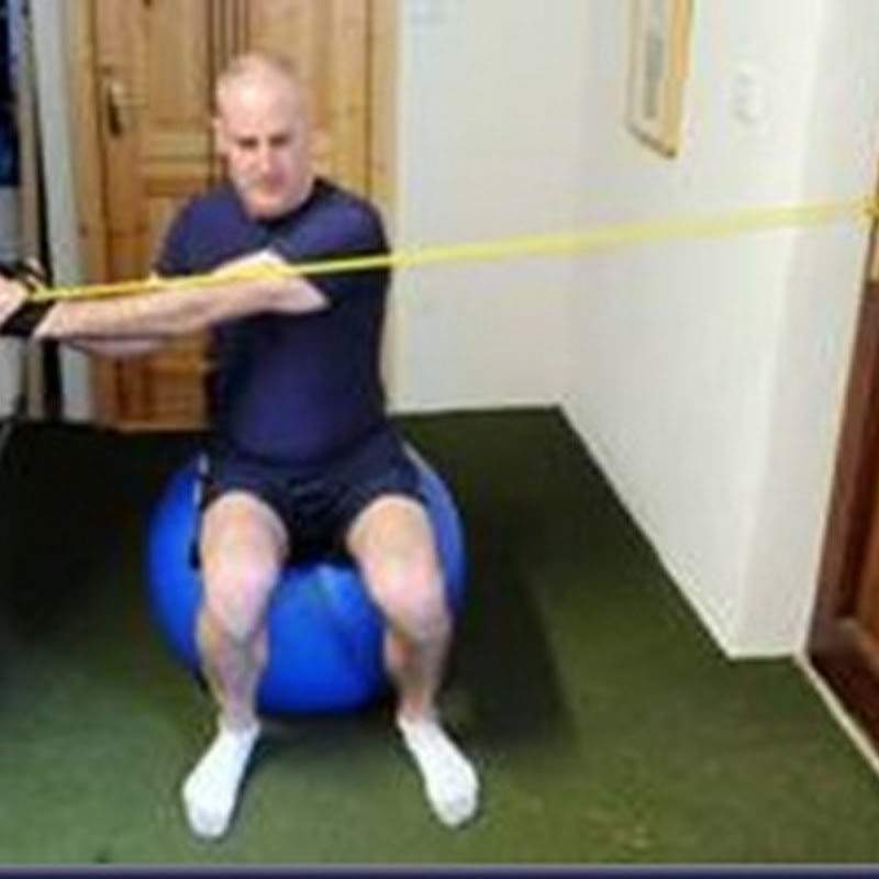 Wayne's World Of TPI Golf Fitness: Lower Body Stability