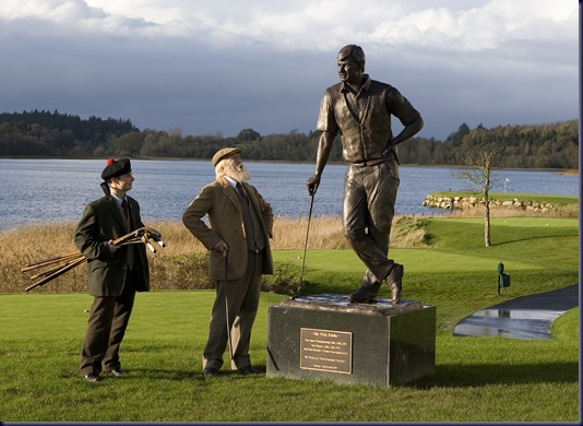 Old Tom Morris lough erne