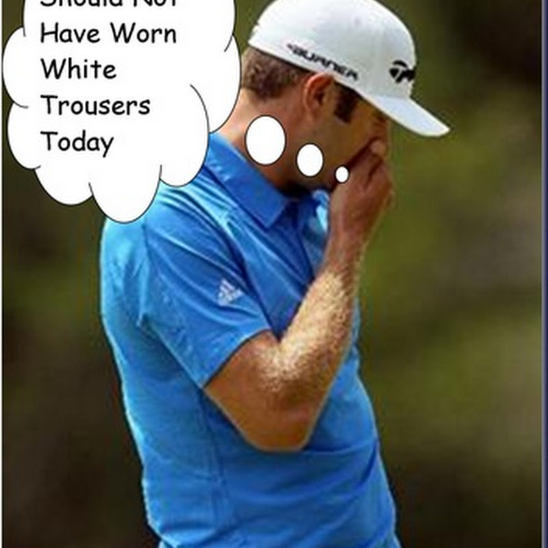 Something Smells For Dustin At Pebble