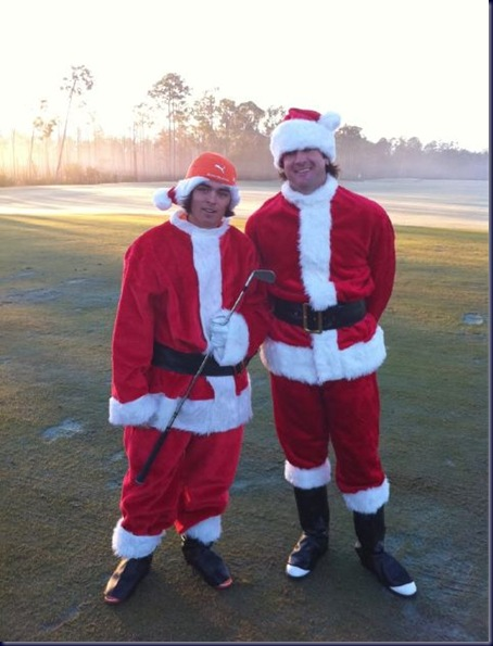 rickie claus and bubbaclaus