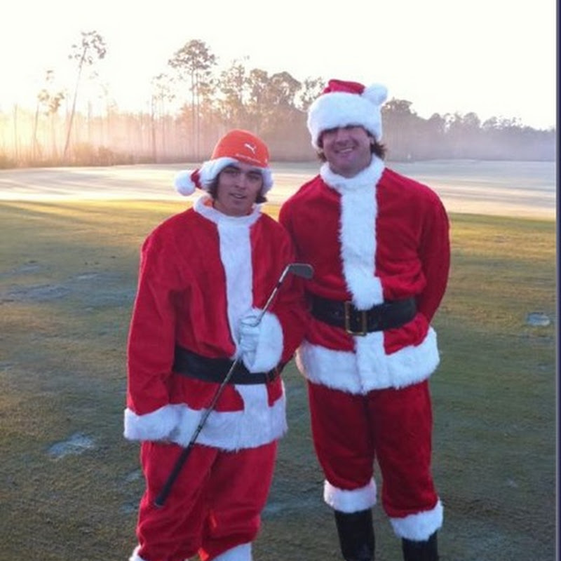 Bubbaclaus and Rickieclaus