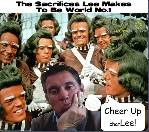 the sacrifcies lee makes to be world number 1