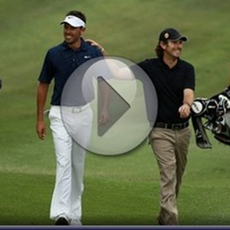 Joburg Open 2011 Second Round Highlights and Leaderboard- European Tour