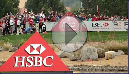 HSBC Abu Dhabi Championship 2011Third Round Highlights  European Tour