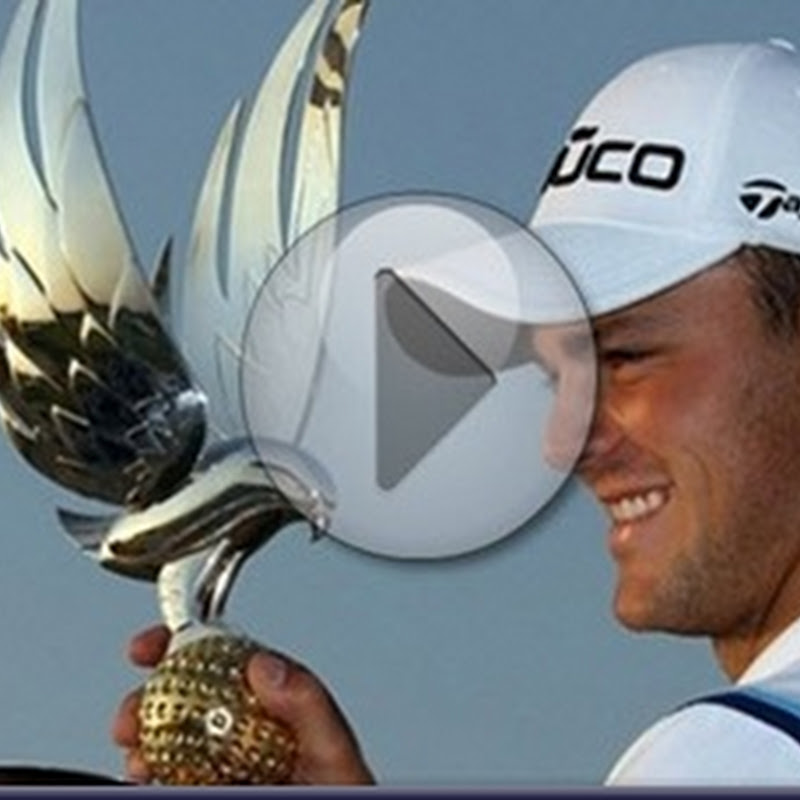 2011 Abu Dhabi HSBC Championship Final Round Highlights