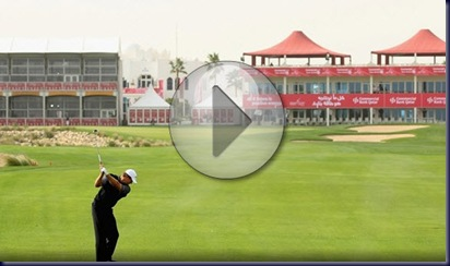 qatar masters 2011 first round highlights