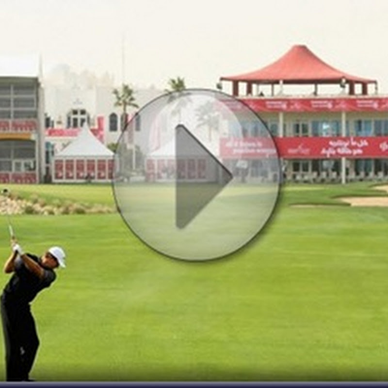 Qatar Masters 2011 First Round Highlights –European Tour Golf