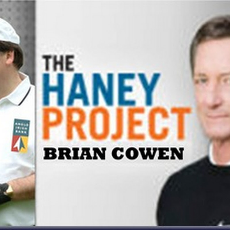 Golf Channel Announce Next Haney Project with Brian Cowen!