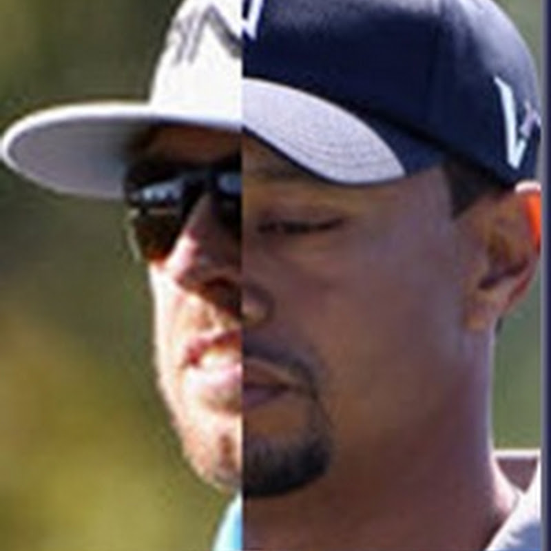 Golfers Cant Grow Beards. For Proof See Tiger and Hunter