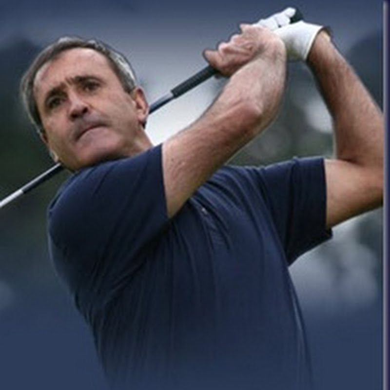 Seve Ballesteros The Legend Dies