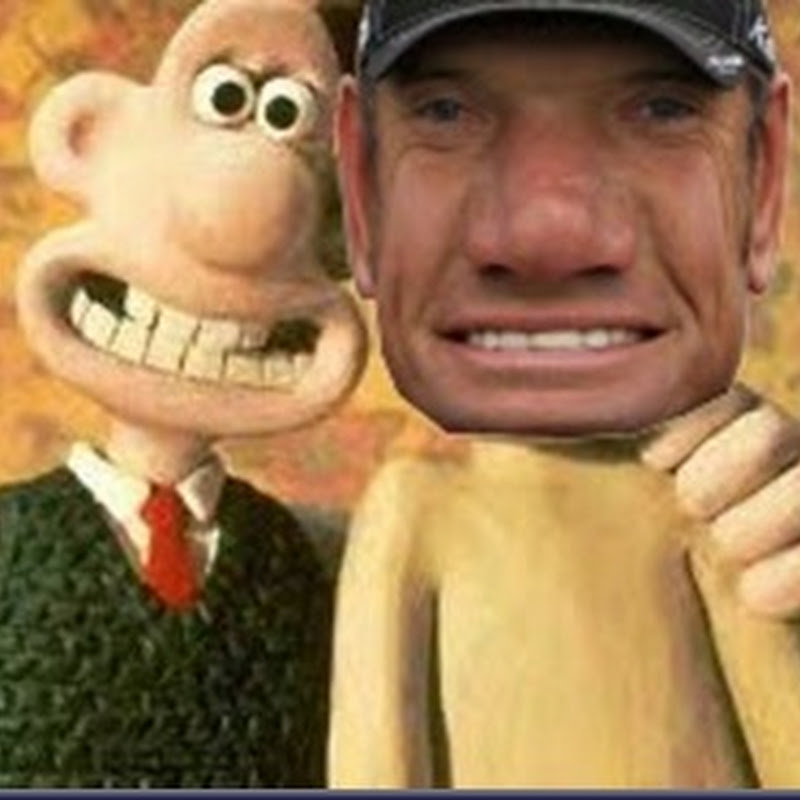 Why Would I Intentionally Make Lee Westwood Look Like Wallace?