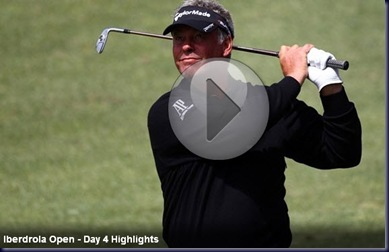 2011 Iberdrola Open Final Round Highlights and Leaderboard