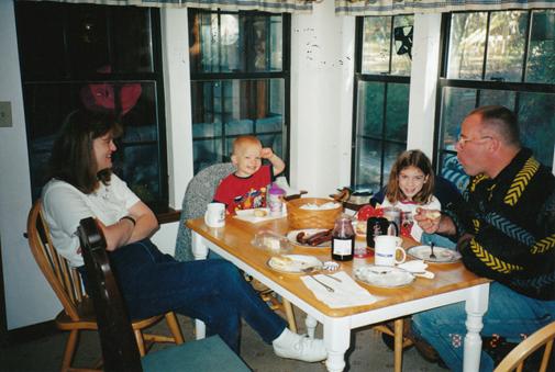 Lisha,Max,Lauren,Dan