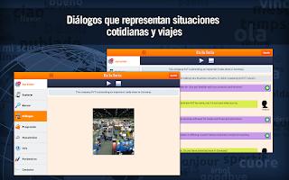 Screenshot of Aprender Inglés de Negocios