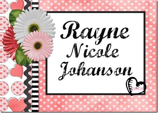 Rayne Nicole