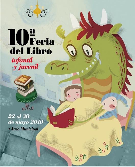Afiche-10maferiainfantil-mayo2010