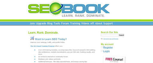 SEO Book: search engine optimization