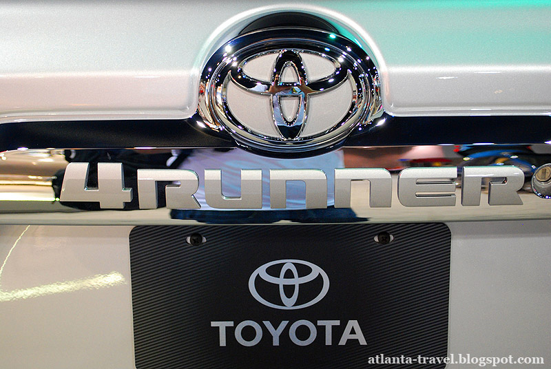 Тойота Фораннер. Toyota 4Ranner.