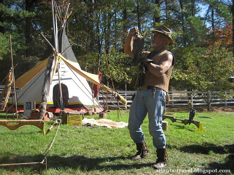 Индейский фестиваль и Пау-вау