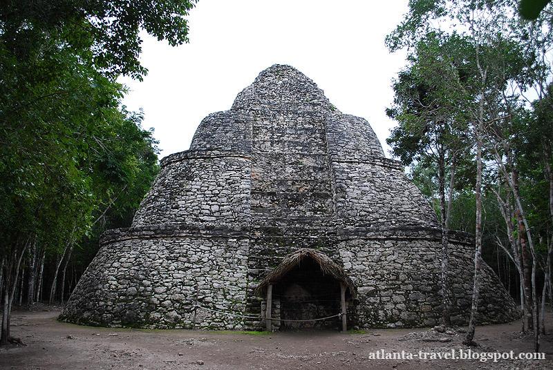 Coba Mexico Коба Мексика