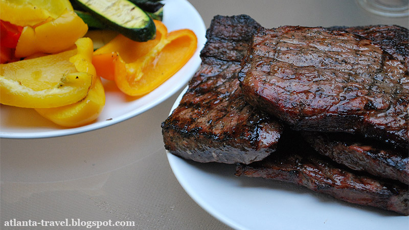 Howto grill beef steak