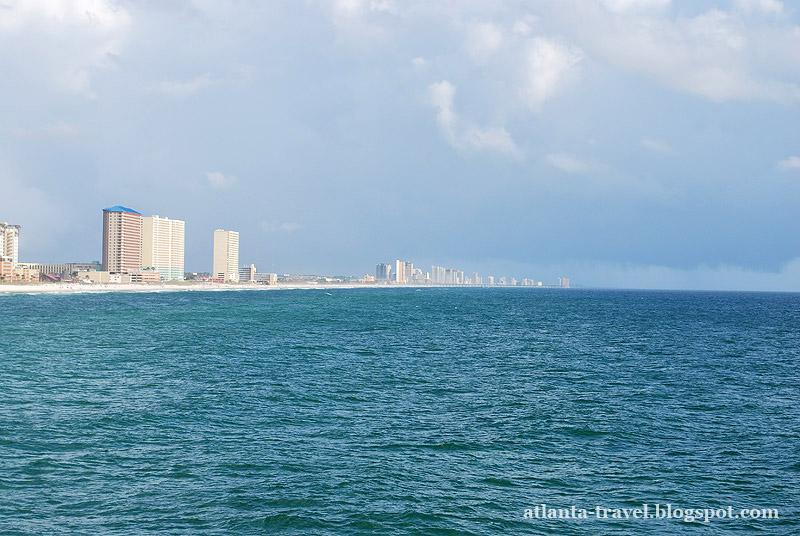 Panama City Beach Florida Панама Сити Бич Флорида