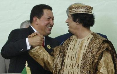 Mohamar khadaffi chaves