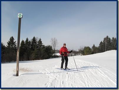 Helen on Trail 53