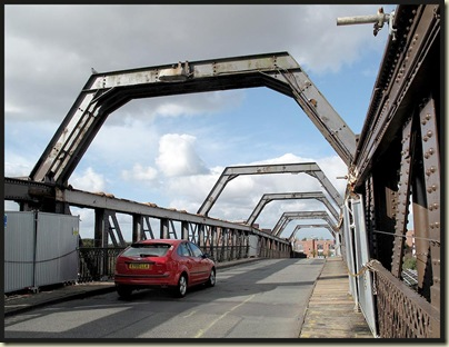 The Cantilever Bridge, Warrington