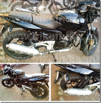 Pulsar 220 S 2010 DTSi Bikini Fairing _ 2 Right _ Latest Bajaj Pulsar 220 Pics, Photos, Images Wallpapers Reviews Price Gallery Video News Info