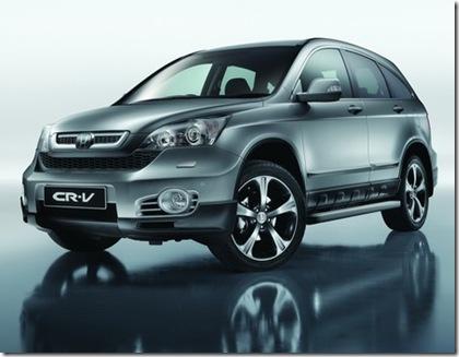 Honda CR-V Aero Pack 2009
