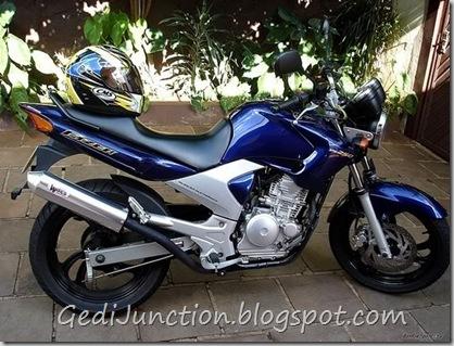 New Yamaha Fazer 250cc India
