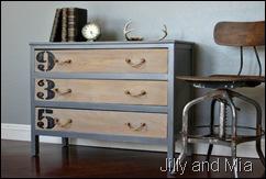 Anthro Dresser