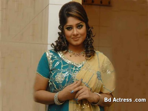 Bangladeshi Actress Mousumi Photo-01