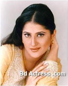 Pakistani Actress Sahaba Photo-03