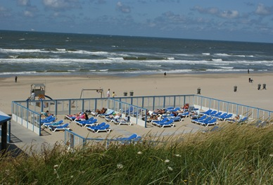 praia de Zandvoort
