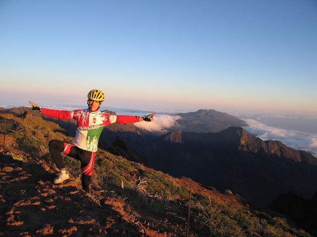 Györgyi Gábor : Kanári szigetek, La Palma: Roque de los Muchachos (2426 m)