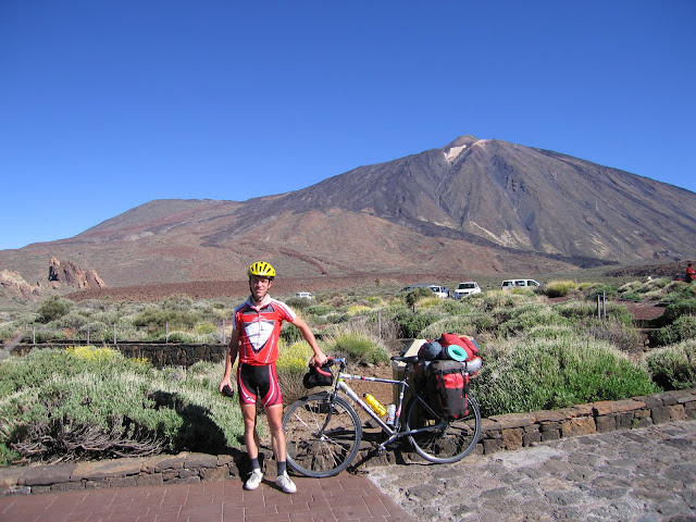 Györgyi Gábor : Kanári szigetek, Tenerife, Teide