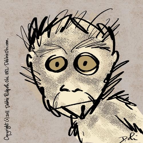 Monkey 003 500