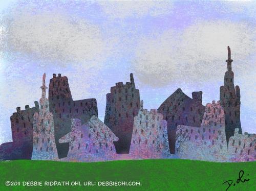 Cityscape 011