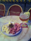 7/16: Mort Subite - Gueuze Sur Lie (at A La More Subite, Brussels)