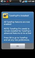 Screenshot of Tune Pop
