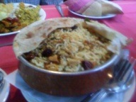 Woods Manor Fish Biriyani