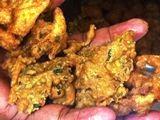 Methi Bhajiya