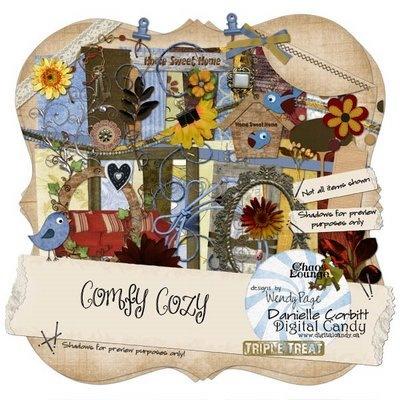 Comfy Cozy 600