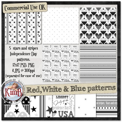 kb-redwhiteblue-patterns