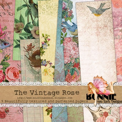 BvanEsch_TheVintageRose_papercollection_PREVIEW1