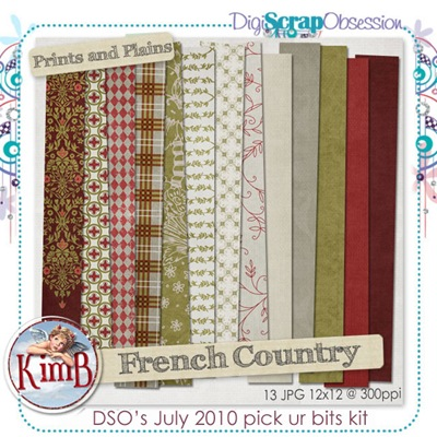 kb-FrenchCountry-papers