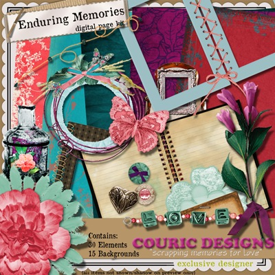 cd-EnduringMemories