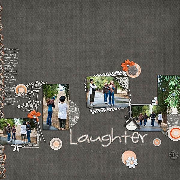 Laughter-heidi